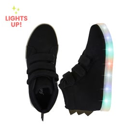 Photo of Light Up Dino High Top Sneaker