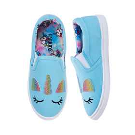 Photo of 3D Unicorn Slip On