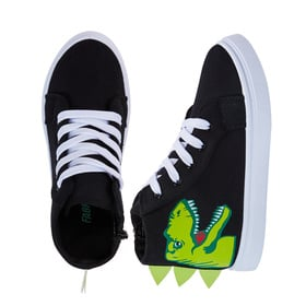Photo of 3D Dino Face High Top Sneaker