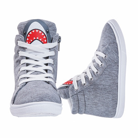 Photo of 3D Shark High Top Sneaker