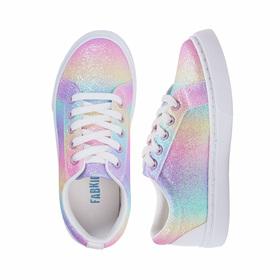 Photo of Rainbow Glitter Sneaker