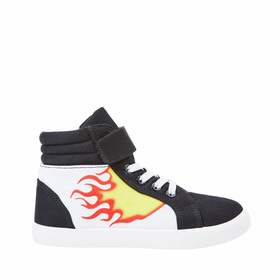 Photo of Flame High Top Sneaker