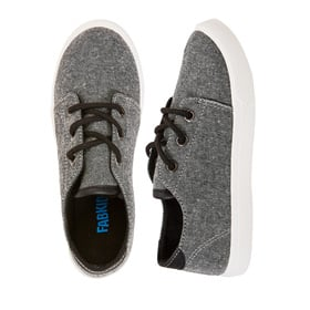 Photo of Chambray Lace Up Sneaker