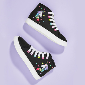 Photo of Unicorn High Top Sneaker