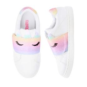 Photo of Unicorn Rainbow Strap Sneaker