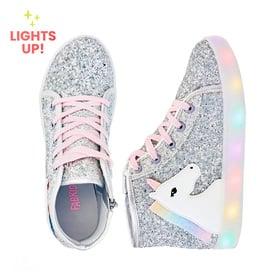 Photo of Unicorn Light Up High Top Sneaker