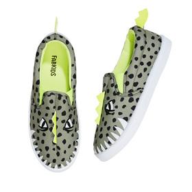 Photo of 3D Lizard Slip On Sneaker