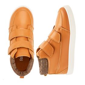 Photo of Tweed Trim High Top Sneaker