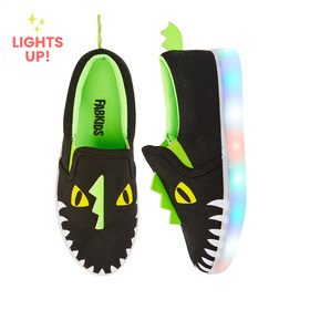 Photo of Dino Slip On Light Up Sneaker