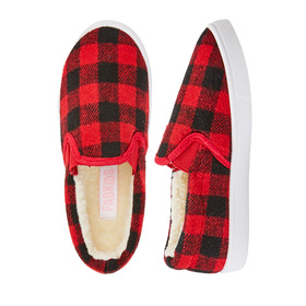 Photo of Sherpa Lined Slip On Sneaker