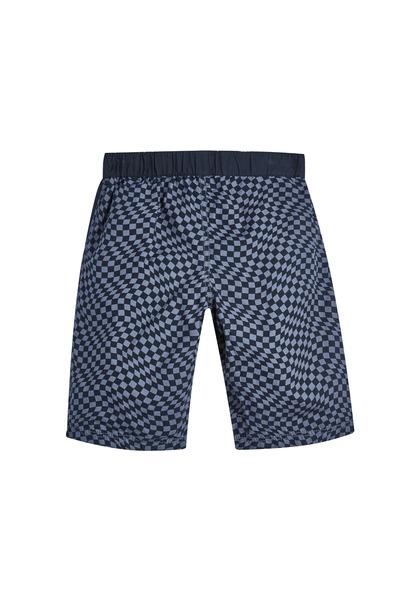 Checkered Swim Trunk
