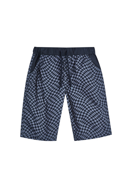 Checkered Swim Trunk
