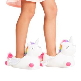 Flying Unicorn Slippers
