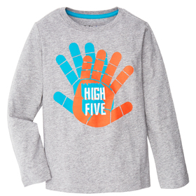 High Five Graphic Tee