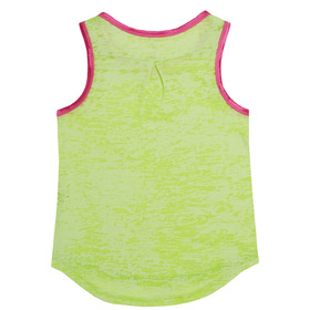 Neon Burnout Active Tank