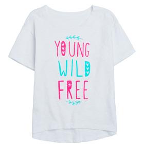 Wild & Free Graphic Tee