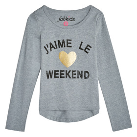 J'aime Le Weekend Tee