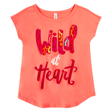 Wild At Heart Graphic Tee