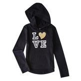 Love Graphic T-Shirt Hoodie