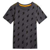 All Over Lightning Bolt Tee