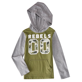 Rebels Hooded Tee
