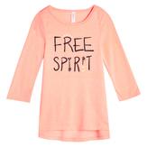 Free Spirit Tunic Tee
