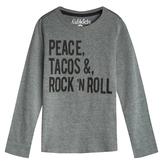 Peace & Rock Tee