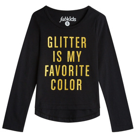 Glitter Is My Favorite Color Tee