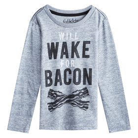 Wake For Bacon Tee
