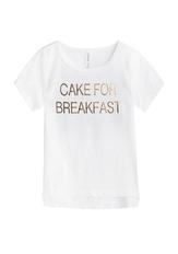 Cake For Breakfast Tee