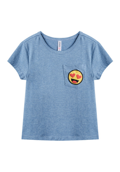 Emoji Pocket Tee