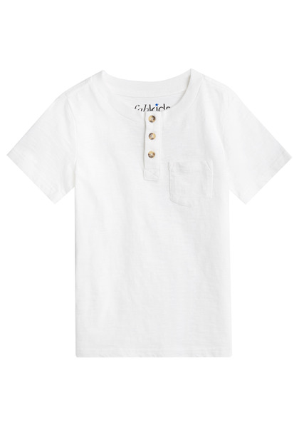 Pocket Henley Tee