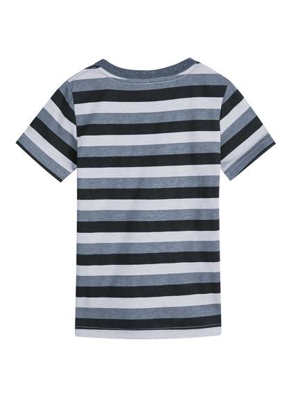 Striped Pocket Vee