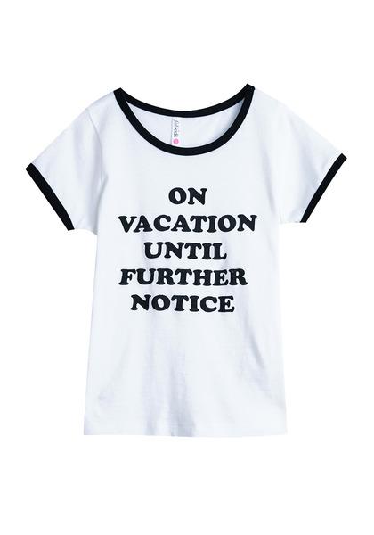 Vacation Tee