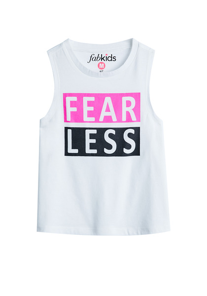Fearless Active Tank