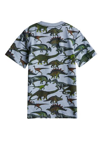 All Over Dino Print Tee