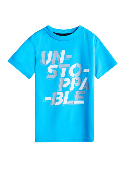 Unstoppable Mesh Active Tee
