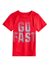 Go Fast Mesh Active Tee