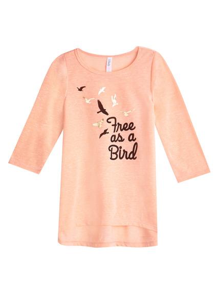 Free As A Bird Tunic