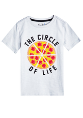 Circle Of Life Pizza Tee