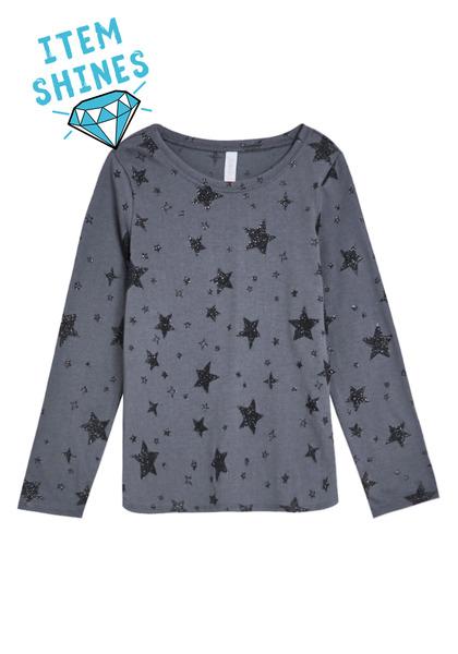 Glitter Star Tee
