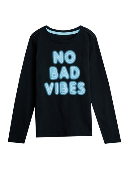 No Bad Vibes Tee