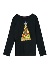 Pizza Tree Tee