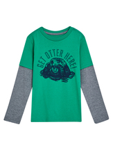 Get Otter Here 2-In-1 Tee