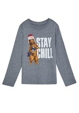 Stay Chill Bear Tee