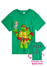 Teenage Mutant Ninja Turtles Pizza Tee