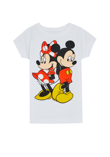 Disney© Minnie And Mickey Tee