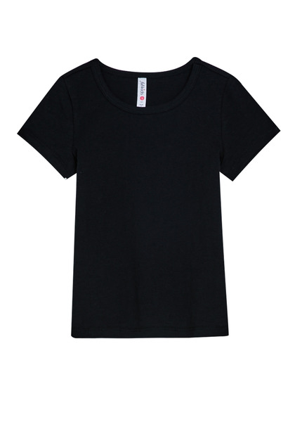Fab Basic Scoop Neck Tee