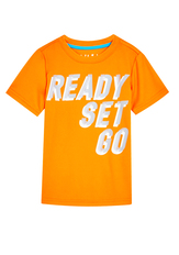 Ready Set Go Mesh Active Tee