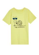 Snailed It Tee